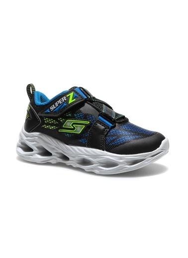Skechers Skechers Mavi Yürüyüş Ayakkabısı Siyah